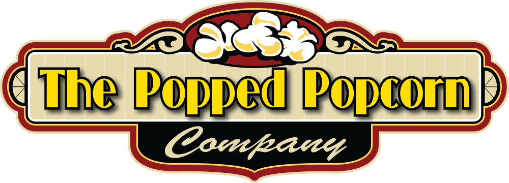 The Popped Popcorn Company logo