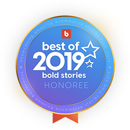 Best of Bold Honoree badge