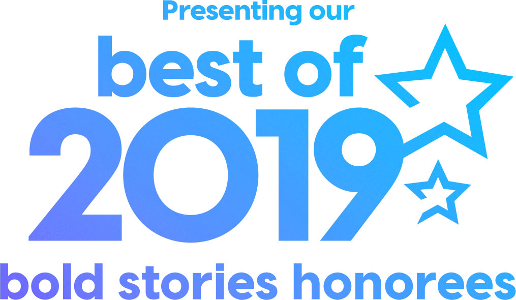 Best of Bold 2019 Stories logo